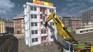 We offer demolition of old buildings