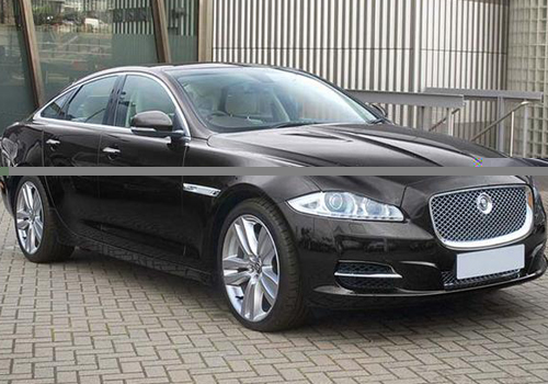 Jaquar xj 2013 model dark brown color available for sale