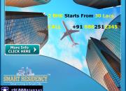Revanta Smart City L zone Delhi Smart Residency 2 bhk @975 Sqft. Call 8882512345