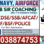 SSB COACHING IN KOLKATA HOWRAH PH 9038874753