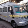 Tempo Traveller 16 Seater in Noida