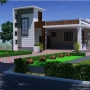 Beautiful Villa at Avinashi Near New Town Attractive Location.