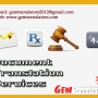 Document Translation Services  in Kerala Tamil Nadu