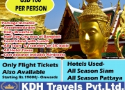Exotic Thailand Just at USD 100 Per Person