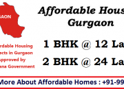 1/2 BHK Affordable Housing Gurgaon | Call : 9953612602