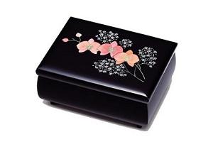 Nishi collection jewellery box