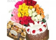 Online Birthday Cake and Flower Delivery in Hyderabad
