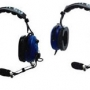 Walkie talkie Noise Cancelling Headset