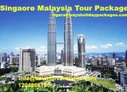 Book Holiday Tour Package for Singapore with Malaysia