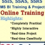 Complete Realtime Online Training on SQL BI (SSIS, SSAS, SSRS) at SQL School