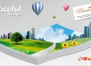 Geotech Blessings residential project fully furnished 2/3 BHK Flats in Noida