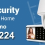 Home security camera installation -  DVR and CCTV camera