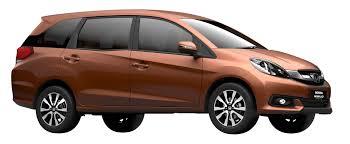 Honda mobilio specifications
