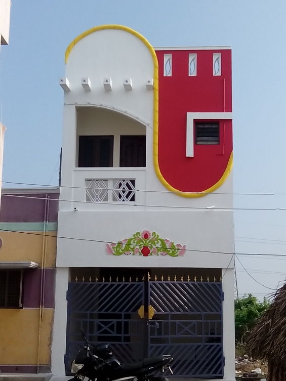 Indiviual 2bhk house sale in sithalapakkam tnhb colony cmda approved rs:40lac