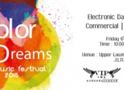 Kyazoonga.com: Buy tickets for Color of Dreams Holi Music Festival – Jaipur