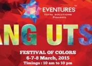 Kyazoonga.com: Buy tickets for Rang Utsav 2015 – Bengaluru