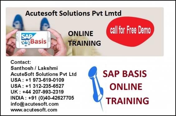 Sap basis online training | online sap basis