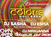 Colours - Holi Bash Edition2 Bengaluru | Buy Event Tickets on Kyazoonga