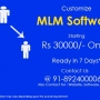 MLM Software in just 7 days !!!