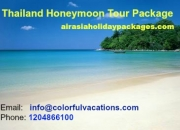 A Romantic Honeymoon in Thailand- An Amazing Tour