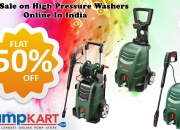 Holi Sale on High Pressure Washers Online In India