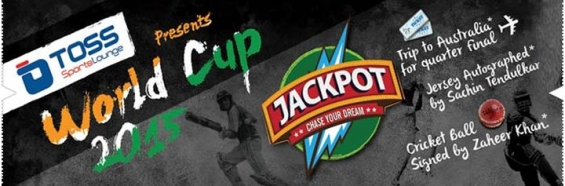 Kyazoonga: world cup 2015 screening at toss sports lounge – pune