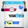 Logo Designing, Brochure Designing and Web Designing
