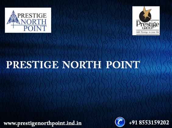 Prestige north point is a upcoming project from prestige group. prestige north point is located in kammanahalli, bangalore. prestige north point area is approximately 3, 14,787 sqft. and includes 2b+g+19 floors and marked for its number of restaurants and