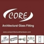 Glass Architectural Hardware Products - Core Architectural Hardware 91-9555006665, 91-9211