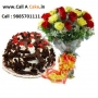 Send Cake to Hyderabad - CallACake