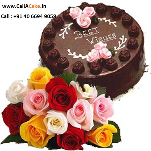 Cake to hyderabad - callacake