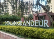 3BHK Flat for Rent in Gopalan Grandeur Hoodi Bangalore for 30000