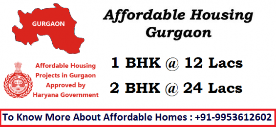 Affordable homes in gurgaon   call : 9266661810