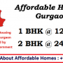 Affordable Homes in Gurgaon | Call : 9266661810