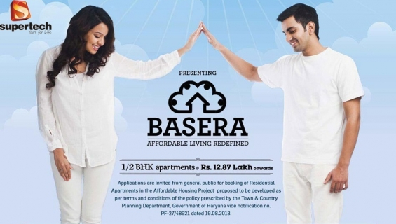 Supertech basera affordable call @ 9250404173 sector 79 gurgaon