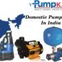Domestic Pump Dealer in India