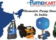 Domestic Pump Dealer in India