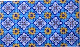 We are a traditional blue pottery tiles supplier in india.
