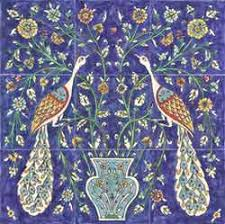 The company today produced different and beautiful handmade decorative bluepottery murals in india.