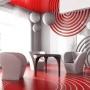 INTERIER | glass Work | interier paint