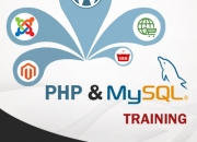 Take up the PHP and MySQL training course and Learn How to Develop Web Applications