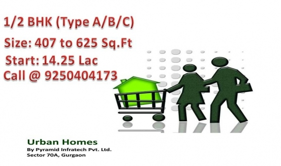 Pyramid urban homes affordable call@ 9250404173 sector 70a gurgaon