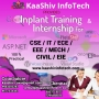 INPLANT TRAINING IN CHENNAI BY KAASHIV INFOTECH