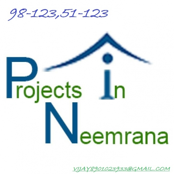 Plot sale in global city neemrana behror near dmic on nh-8 approved plot