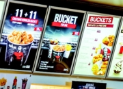 Restaurant digital menu boards india - restaurant digital signage supplier