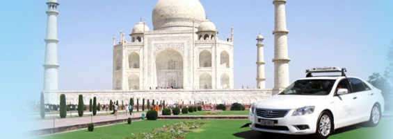 Tajmahal day tour by car