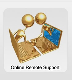 Worldwide remote desktop support