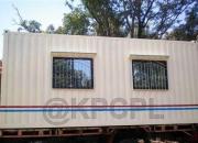 Godown (Storage) Portable Cabin