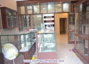 Ground floor for rent in daun penh - phnom penh