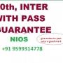 NIOS Admission 2015 | NIOS 10th 12th class Admission